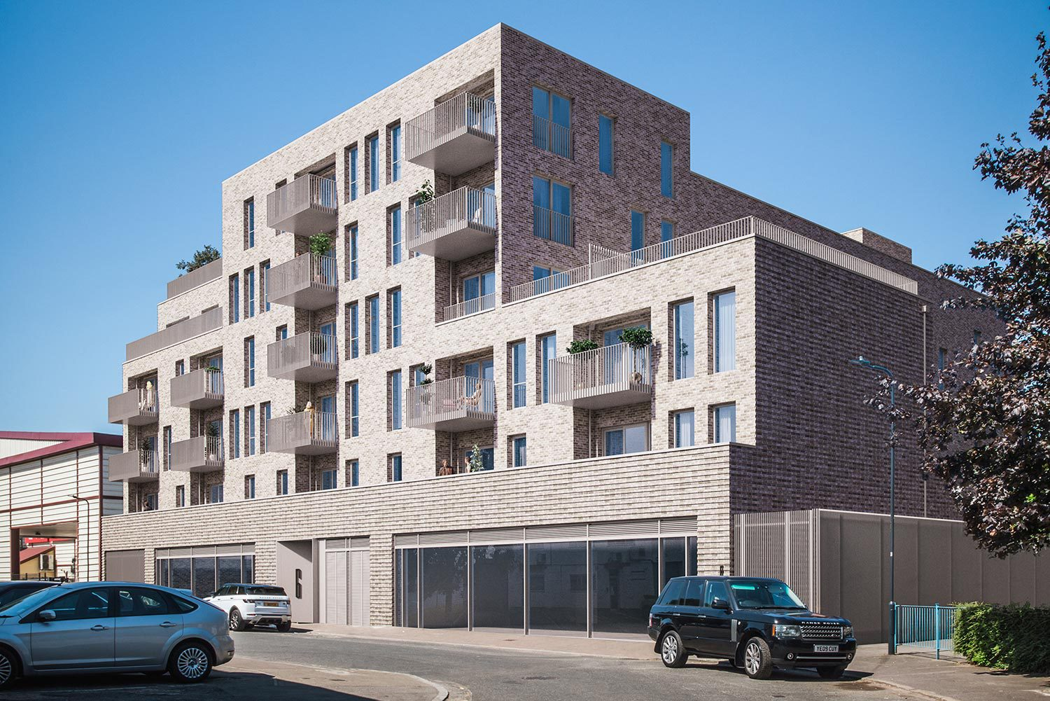 Coombe Road re-submitted